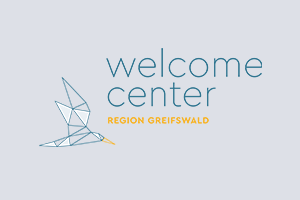 Welcome Center Region Greifswald Logo