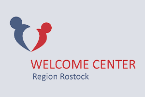 Welcome Center Region Rostock Logo