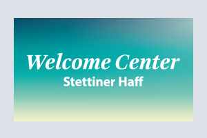 Welcome Center Stettiner Haff Logo